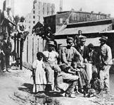 AMERIČKI GRAĐANSKI RAT, oslobođeni robovi