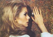 Catherine DENEUVE, prizor iz filma Ljepotica dana, 1967., redatelj: L. Bunuel