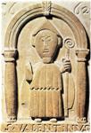 Dan Svetog VALENTINA, stela s likom sv. Valentina