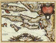 DUBROVAČKA REPUBLIKA, Vincenzo Maria Coronelli, Stato di Ragusa, 1696., Venecija