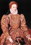Elizabeta I., nepoznati autor, oko 1575., The National Portrait Gallery, London