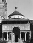 Filippo BRUNELLESCHI, Cappella dei Pazzi, 1430., Firenca