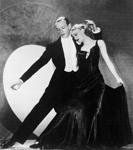 Fred ASTAIRE i Ginger Rogers u prizoru iz filma Roberta, 1935., redatelj: William A. Seiter
