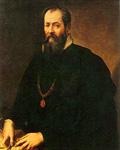 Giorgio VASARI, Autoportret, Uffizi, Firenca