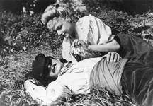 Jacques BECKER, prizor iz filma Zlatna kaciga, 1952., redatelj: Jacques Becker