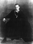 John BARRYMORE, u ulozi Hamleta, 1922.