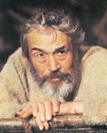 "John HUSTON, John Huston u prizoru iz filma ""Biblija"", 1966."