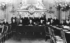 Liga naroda, 58. sjednica Vijeća u Ženevi 1930.