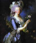 Marija ANTOANETA, rad L.-E. Vigée-Lebrun, dvorac Versailles