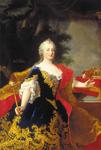 Marija TEREZIJA, rad M. van Meytensa, o. 1745., Hrvatski povijesni muzej, Zagreb
