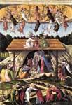 Sandro BOTTICELLI, Rođenje Isusa, 1500., National Gallery, London