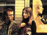 Woody ALLEN s Diane Keaton u prizoru iz filma Annie Hall, 1977., redatelj: Woody Allen