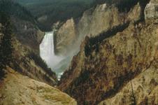 Yellowstone, Veliki kanjon rijeke Yellowstone u nacionalnom parku Yellowstone