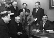 sporazum CVETKOVIĆ-MAČEK, Dragiša Cvetković i Vladko Maček nakon sporazuma, 1939.